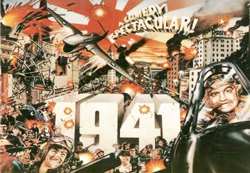 1941, steven spielberg, 1979, movie, film, top10films,
