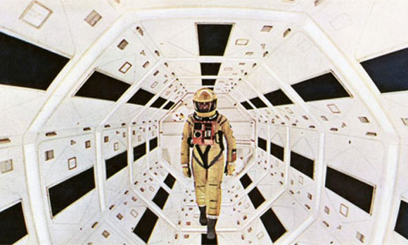 2001 A Space Odyssey, Stanley Kubrick, top 10 films, stanley kubrick
