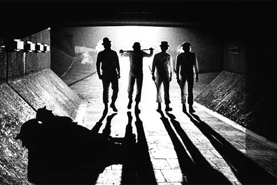a clockwork orange, stanley kubrick,