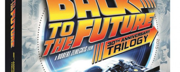 Back To The Future - 30th Anniversary Blu-ray - Top 10 Films