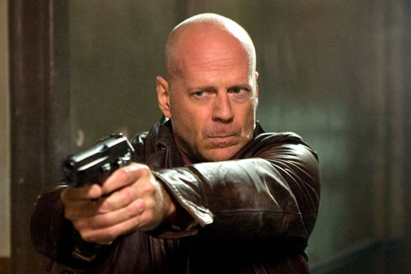 Die Hard 4.0, Live Free of Die Hard, Bruce Willis,