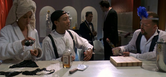 Four Rooms, Bruce Willis,