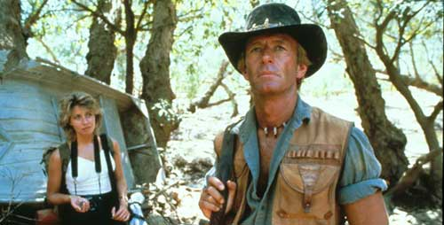 crocodile dundee top australian comedy film