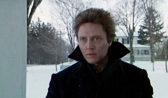dead zone, stephen king best film, cronenberg,