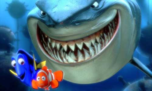 finding nemo, pixar animation, film to make you happy