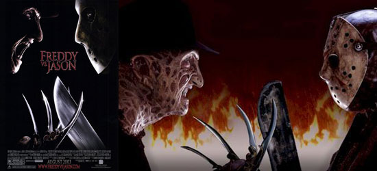 freddy versus jason, film,