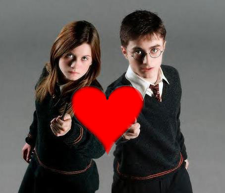 ginny, harry potter, romance,