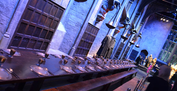 Warner Bros. Studio Tour London  The Making of Harry Potter - Harry Potter Tour