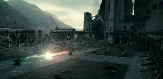 harry potter, deathly hallows, part 2,