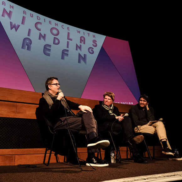 Interview: Nicolas Winding Refn Talks About The Evolution Of