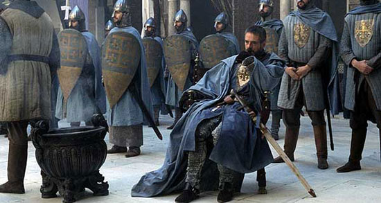 kingdom of heaven, film, ridley scott top 10 films,