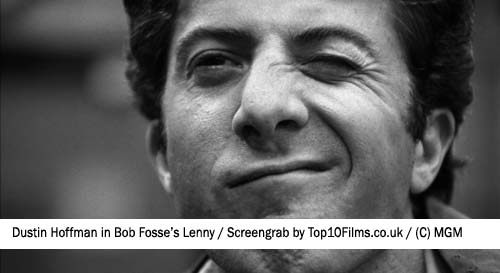 dustin hoffman, top 10 films,