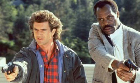 lethal weapon, buddy cop movies,