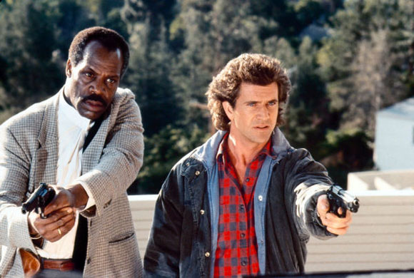 Lethal Weapon, Mel Gibson, Danny Glover, Comedy, Buddy, Cop, 1980s,