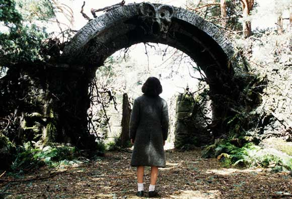 pan's labyrinth, scary maze,