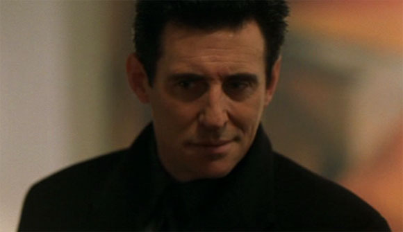 The Nameless Banker (Gabriel Byrne, End of Days, 1999)