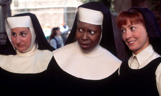 sister act, film, whoopi goldberg