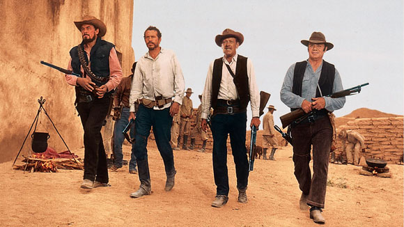 The Wild Bunch, Sam Peckinpah,