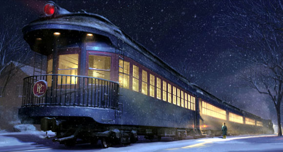 The Polar Express, christmas films to watch for free on TV