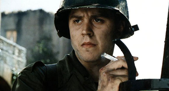 Wade, Saving Private Ryan, Film, Steven Spielberg, Giovanni Ribisi,