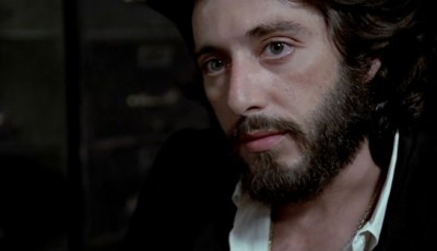 Al Pacino in Serpico,