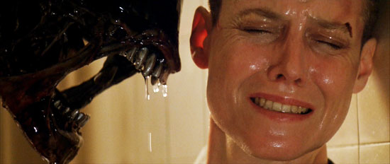 alien 3, sigourney weaver, film, science fiction 1990s,