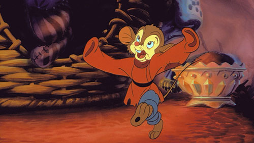 an american tail, film, animated,