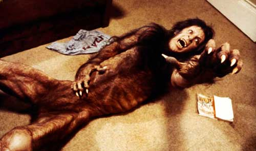an american werewolf in london, film, horror, john landis,