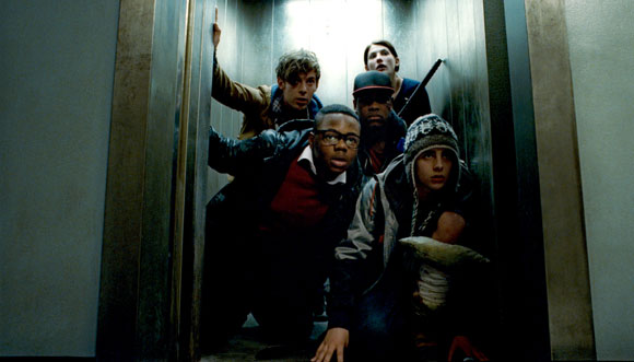 attack the block, film, joe cornish, british film, london,