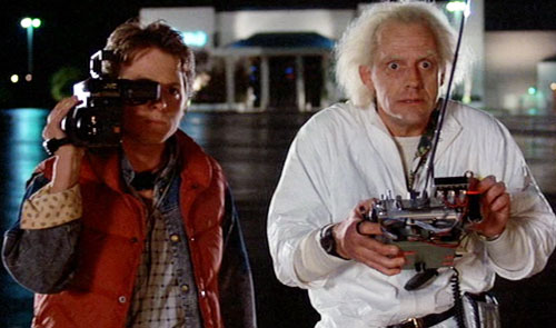 back to the future best family sci fi
