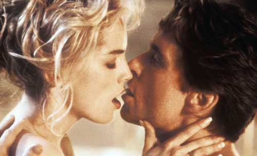 basic instinct, film, romance that men can love,