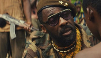 Idris Elba, winner of Best Actor for Beasts of No Nation