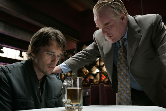 Before the Devil Knows You're Dead, Sidney Lumet, Philip Seymour Hoffman, Ethan Hawke,