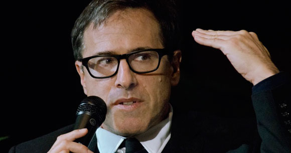 David O'Russell, Anger Issues,