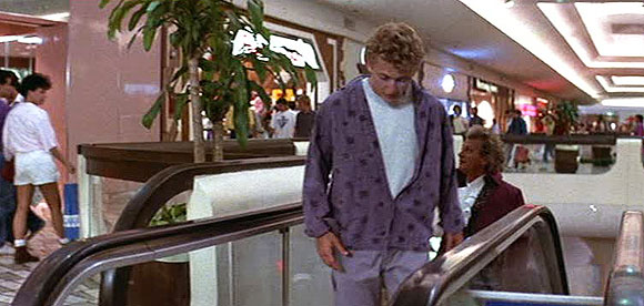 Bill and Ted's Excellent Adventure, Best Mall movies,