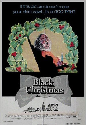black christmas, bob clark, slasher horror film,