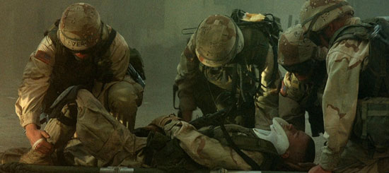 ridley scott, film, black hawk down,