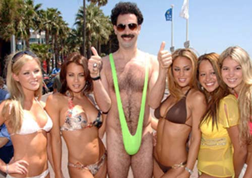 borat top 10 film 2006