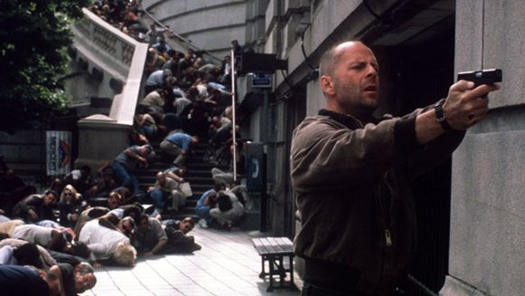 Bruce Willis in Mercury Rising