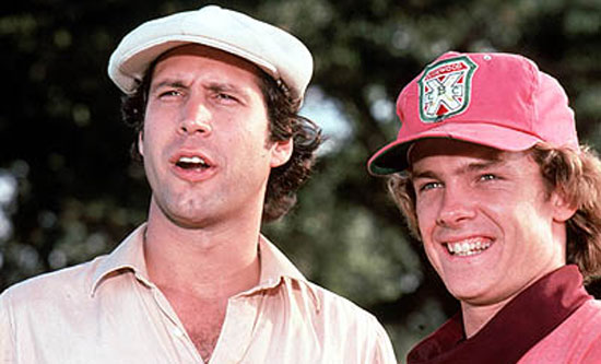 caddyshack, great comedy,