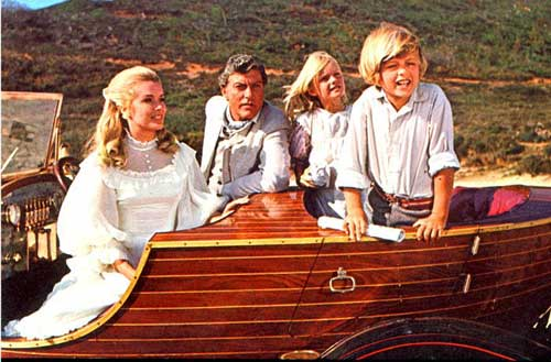 chitty chitty bang bang, top 10 family films,