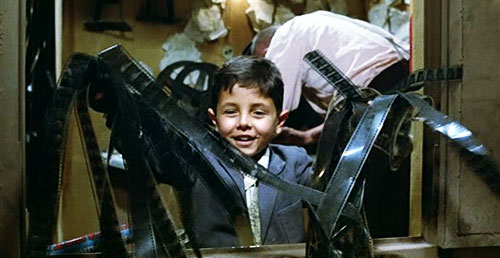 cinema paradiso, happy movies