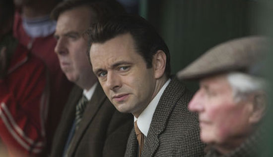 the damned united, michael sheen as brian clough, tom hooper,