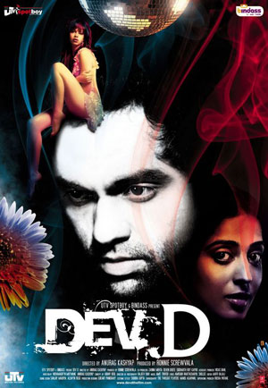 dev d, indian cinema, film top 10 2000s, decade,