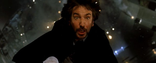 Die Hard, Hans Gruber (Alan Rickman) - Top 10 Films