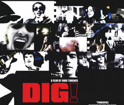 dig, music documentary