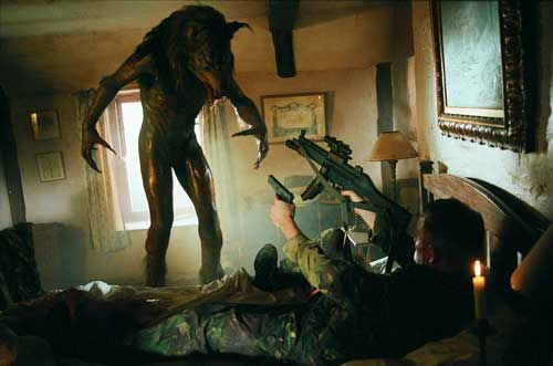 dog soldiers, film, werewolf,