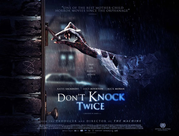 "Director Carodog James Prepares To Scare You Senseless In New British Horror ""Don't Knock Twice"""