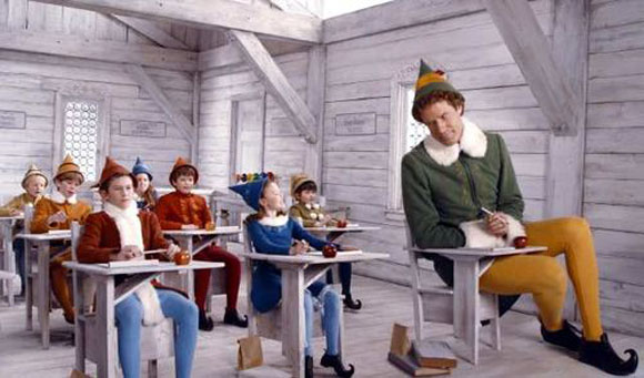 elf, christmas films,
