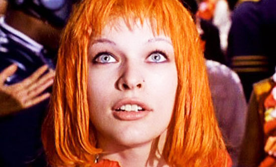 fifth element, film, best science fiction 1990s,
